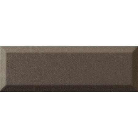 Tubądzin Elementary bar brown Płytka ścienna 23,7x7,8x1,15 cm, brązowa półmat TUBPSELEBARBRO23778115