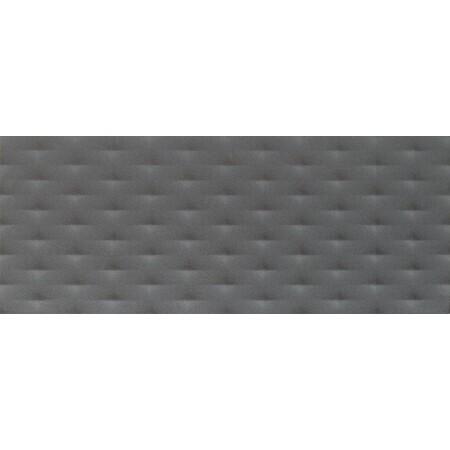 Tubądzin Elementary graphite diamond STR Płytka ścienna 74,8x29,8x1 cm, grafitowa półmat TUBPSELEGRADIASTR7482981