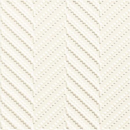 Tubądzin Elementary patch white STR Dekor ścienny 20 różnych wzorów pakowanych losowo 14,8x14,8x1,1 cm, biały półmat TUBDSELEPATWHISTR1481481115
