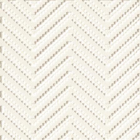 Tubądzin Elementary patch white STR Dekor ścienny 20 różnych wzorów pakowanych losowo 14,8x14,8x1,1 cm, biały półmat TUBDSELEPATWHISTR148148114