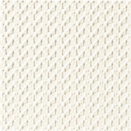 Tubądzin Elementary patch white STR Dekor ścienny 20 różnych wzorów pakowanych losowo 14,8x14,8x1,1 cm, biały półmat TUBDSELEPATWHISTR148148115