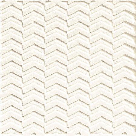 Tubądzin Elementary patch white STR Dekor ścienny 20 różnych wzorów pakowanych losowo 14,8x14,8x1,1 cm, biały półmat TUBDSELEPATWHISTR14814811