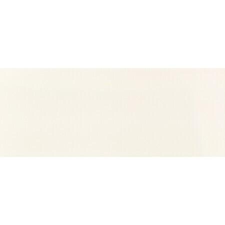 Tubądzin Elementary white Płytka ścienna 74,8x29,8x1 cm, biała półmat TUBPSELEWHI7482981