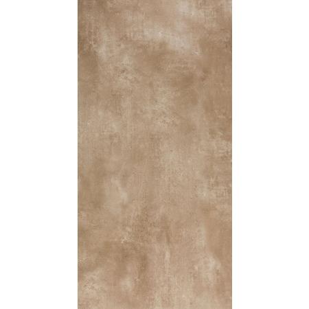 Tubądzin Epoxy Brown 1 Płytka podłogowa 239,8x119,8 cm, brązowa TUBLSEPOXYBRO1PP23981198