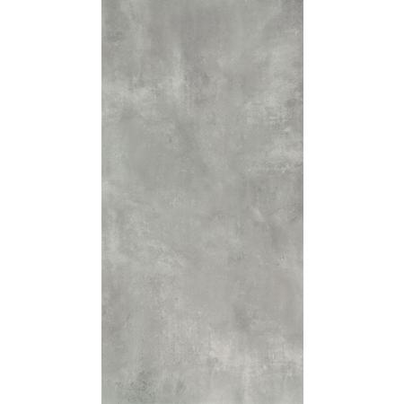 Tubądzin Epoxy Graphite 2 Płytka podłogowa 239,8x119,8 cm, grafitowa TUBLSEPOXYGRA2PP23981198