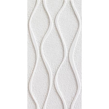 Tubądzin Graniti White 3 Płytka podłogowa 59,8x29,8 cm gresowa, biała STR TUBLSGRAWHI3STRPP598298