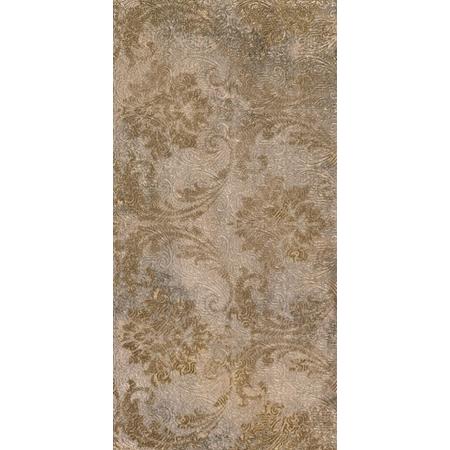 Tubądzin Grigia Brown 4B Dekor 59,8x29,8 cm gresowy, brązowy TUBLSGRIBRO4BD598298