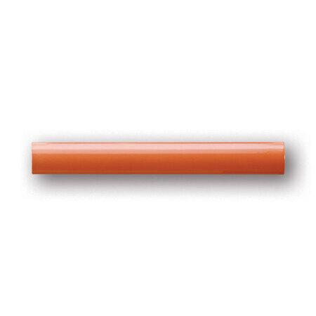 Tubądzin Majolika Malwa 13 Profil ścienny 20x2,5x0,8 cm, czerwony, połysk TUBPSMAJMAL13202508