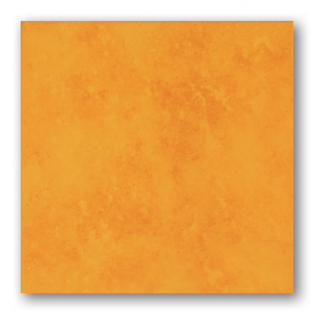 Tubądzin Majolika Punto 12 Płytka podłogowa gresowa 33,3x33,3x0,8 cm, żółta, połysk TUBPPMAJPUN1233333308