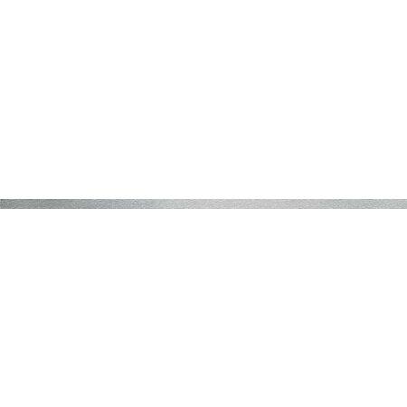 Tubądzin Malena Steel 7 Listwa ścienna 60,8x1,5x1 cm, stalowa mat TUBLSMALSTE7608151