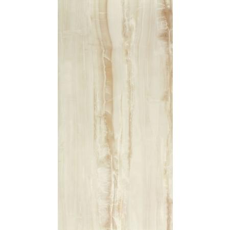 Tubądzin Onis Płytka podłogowa 239,8x119,8 cm gresowa, beżowa połysk TUBLSONISPOLPP23981198