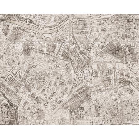 Tubądzin Paris Obrazy Cadet Dekor ścienny 8-elementowy 149,8x119,8 cm, TUBPAROBCADDS814981198
