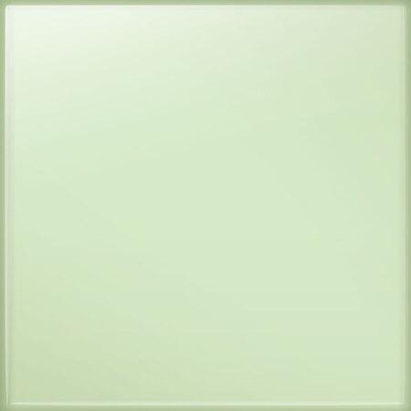 Tubądzin Pastel pistacjowy Płytka ścienna 20x20x0,65 cm, jasnozielona, połysk RAL D2/140 90 05 TUBPSPASPISRAL2020065