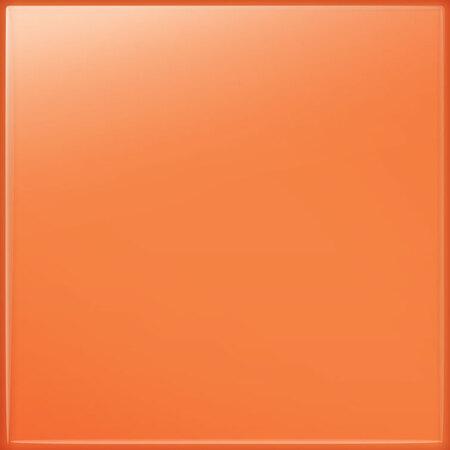 Tubądzin Pastel pomarańczowy Płytka ścienna 20x20x0,65 cm, pomarańczowa połysk RAL D2/050 60 60 TUBPSPASPASPOMRALD20502020065