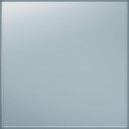 Tubądzin Pastel stalowy Płytka ścienna 20x20x0,65 cm, stalowa połysk RAL D2/240 70 05 TUBPSPASPASSTARALD22402020065