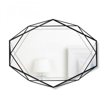 Umbra Prisma Lustro wiszące 56,5x8,3x42,5 cm, czarne 358776-040