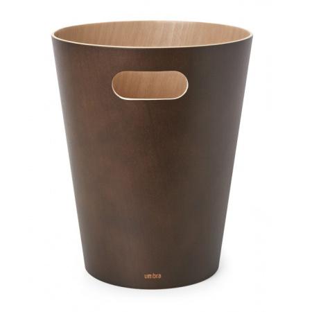 Umbra Woodrow Kosz na śmieci, brązowy 082780-213