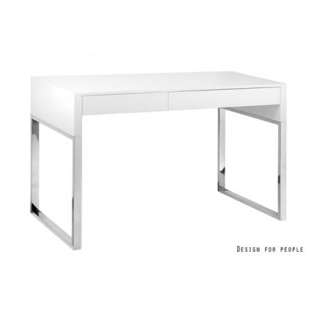 Unique Bora Biurko 120x60 cm, białe CTB-009-0
