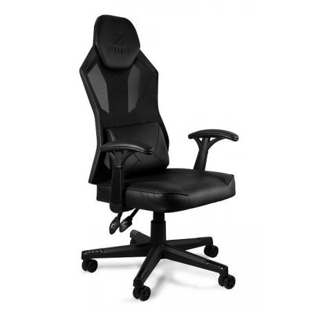 Unique Dynamiq V13 Fotel gamingowy, czarny GMP-003-1-4