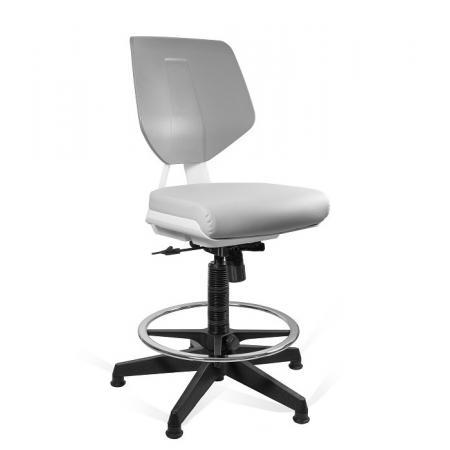 Unique Kaden Krzesło medyczne szare 1167N2D2-GREY/GREY
