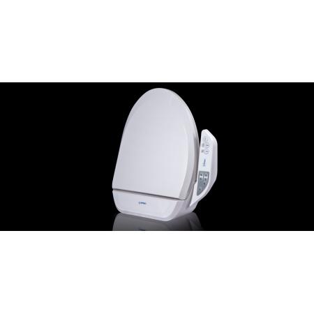 USPA Komfort Deska sedesowa automatyczna myjąca z funkcją bidetu, biała 7000