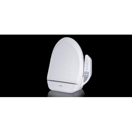 USPA Komfort Deska sedesowa automatyczna myjąca z funkcją bidetu, biała 7235