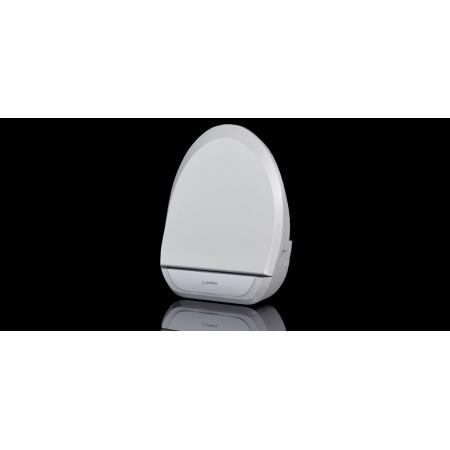 USPA Komfort Deska sedesowa automatyczna myjąca z funkcją bidetu z pilotem dotykowym, biała 7035R