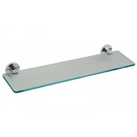 Vado Elements Półka szklana 56x15 cm, chrom ELE-185-C/P
