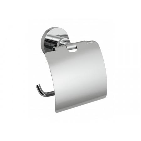 Vado Elements Uchwyt na papier toaletowy z klapką, chrom ELE-180A-C/P