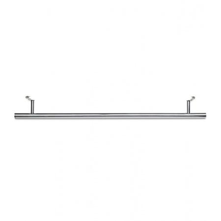 Vasco Flat-V-Line Poręcz 80 cm do grzejnika, chrom 118325600000099