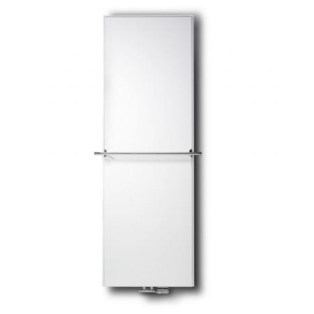 Vasco Flat-V-Line T22 Pionowy Grzejnik płytowy 40x220 cm, biały S600 112990400220080080600-0000