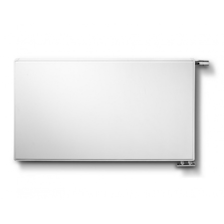 Vasco Flatline T21S Grzejnik płytowy 120x70 cm, biały S600 2170120F