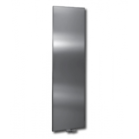 Vasco Niva Inox N1L1-ES Grzejnik pojedynczy 52x202 cm, inox 112560520202011889993-0000