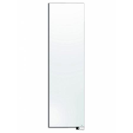 Vasco Niva N1L1-EL Grzejnik pojedynczy 62x128,5 cm elektryczny, biały 111960620128500009016-0000
