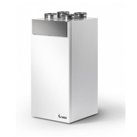 Vasco Silent Ventilation D150 EP II Rekuperator 50,2x44,2x99,4 cm lewy, 11VE00023