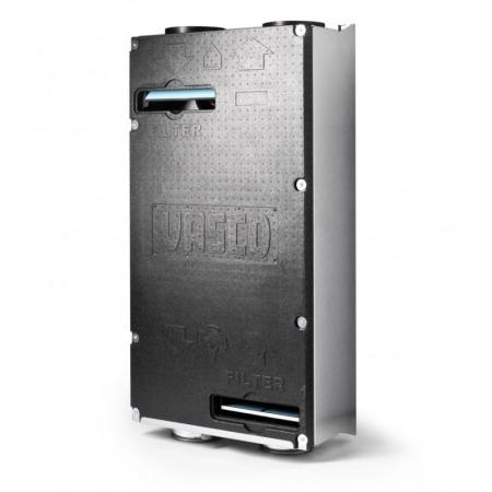 Vasco Silent Ventilation D275 EP II Rekuperator 30x59,2x118,3 cm, 11VE00015