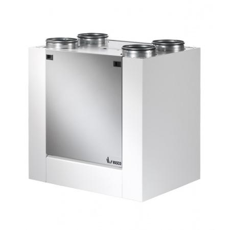 Vasco Silent Ventilation X350 Rekuperator 30x59,2x118,3 cm, 11VE00029