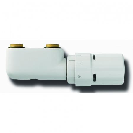 Vasco Zawór kompaktowy z głowicą, biały 118210300009016