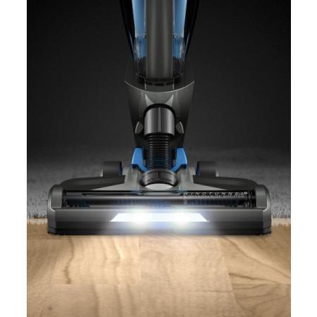 Vax Air Cordless Switch (2 w 1) Odkurzacz pionowy bezworkowy na baterie, niebieski/metalik H85-AC21-B-E