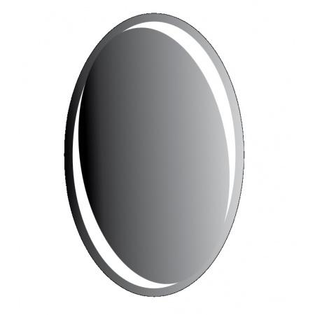 Vayer Boomerang Lustro owalne 120x75x5,4 cm podświetlane, 120.075.005.5-4.0.0.0