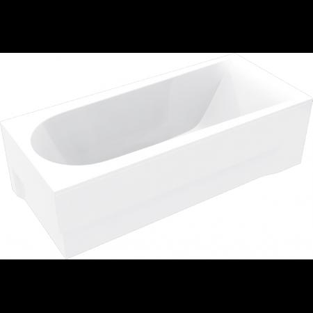 Vayer Boomerang Obudowa wanny 160x70 cm lewa, biała 160.070.056.4-1.1.0.0