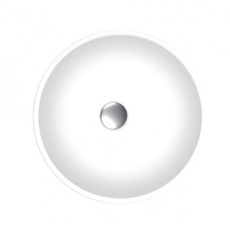 Vayer Boomerang Umywalka podblatowa 35 cm biała 035.035.012.3-5.0.2.0 B