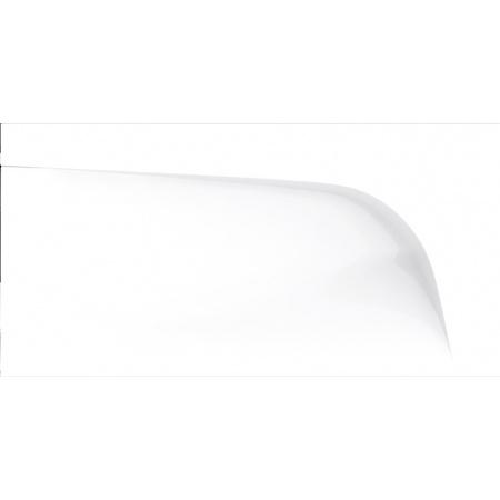 Vayer Boomerang Umywalka wisząca lub meblowa 50x24 cm biała 050.024.005.3-1.0.1.0