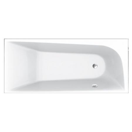 Vayer Boomerang Wanna prostokątna 180x80 cm lewa, biała 180.080.045.1-1.1.0.0