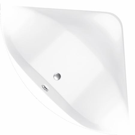 Vayer Boomerang Wanna symetryczna 140x140 cm, biała 140.140.046.1-3.0.0.0