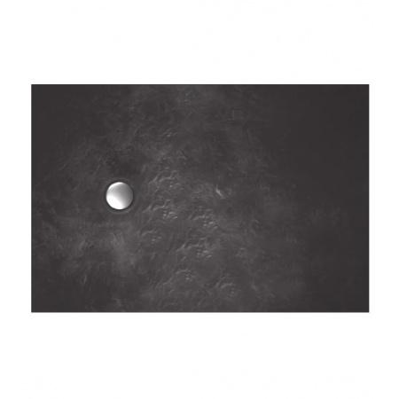 Vayer Citizen Taurus Brodzik prostokątny 120x80x2,8 cm, grafitowy 120.080.001.2-1.0.0.0.0