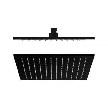 Vedo Slim Deszczownica kwadratowa 30x30 cm czarny mat VSN7130CZ