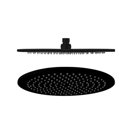 Vedo Slim Deszczownica okrągła 30 cm czarny mat VSN7030CZ
