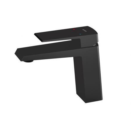 Vedo Sette Nero Bateria umywalkowa bez korka czarny mat VBS7001CZ