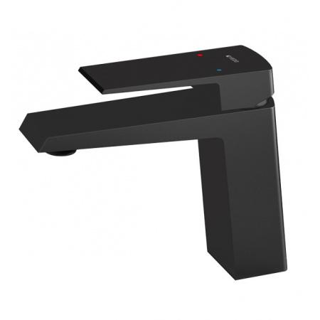Vedo Sette Nero Jednouchwytowa bateria umywalkowa z korkiem, czarny mat VBS7001CZ/C